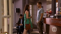Kate Ramsay, Mark Brennan in Neighbours Episode 6814
