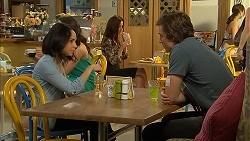 Imogen Willis, Mason Turner in Neighbours Episode 6814
