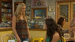 Amber Turner, Kate Ramsay in Neighbours Episode 6814