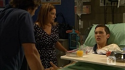 Brad Willis, Terese Willis, Josh Willis in Neighbours Episode 6814