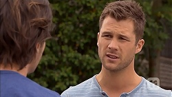 Brad Willis, Mark Brennan in Neighbours Episode 6814
