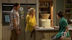 Matt Turner, Lauren Turner, Bailey Turner in Neighbours Episode 6815