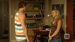 Kyle Canning, Georgia Brooks in Neighbours Episode 6815