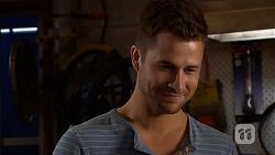 Mark Brennan in Neighbours Episode 6815