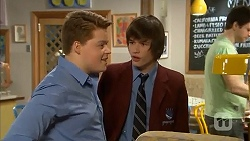 Callum Jones, Bailey Turner in Neighbours Episode 6816