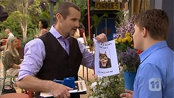 Toadie Rebecchi, Callum Jones in Neighbours Episode 6816