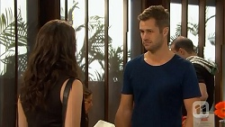 Kate Ramsay, Mark Brennan in Neighbours Episode 6816