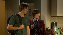 Mason Turner, Bailey Turner in Neighbours Episode 6817