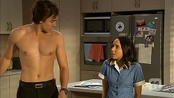Mason Turner, Imogen Willis in Neighbours Episode 6817