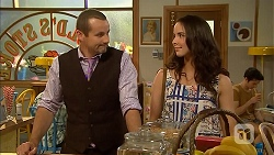 Toadie Rebecchi, Kate Ramsay in Neighbours Episode 6817