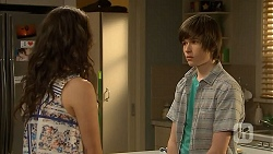Kate Ramsay, Bailey Turner in Neighbours Episode 6817