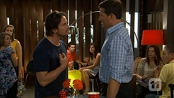Brad Willis, Matt Turner in Neighbours Episode 6818