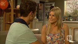 Josh Willis, Amber Turner in Neighbours Episode 6818