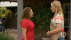 Terese Willis, Lauren Turner in Neighbours Episode 6818