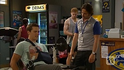 Josh Willis, Brad Willis in Neighbours Episode 6818