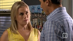 Lauren Turner, Matt Turner in Neighbours Episode 6818