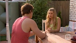 Kyle Canning, Georgia Brooks in Neighbours Episode 6819