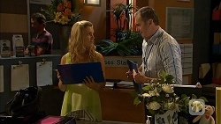 Georgia Brooks, Karl Kennedy in Neighbours Episode 6819