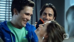 Josh Willis, Brad Willis, Terese Willis in Neighbours Episode 6819