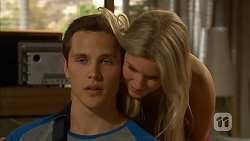 Josh Willis, Amber Turner in Neighbours Episode 6819