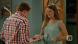Callum Jones, Josie Lamb in Neighbours Episode 6820