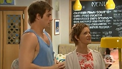 Kyle Canning, Susan Kennedy in Neighbours Episode 6821