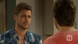 Mark Brennan, Mason Turner in Neighbours Episode 6821