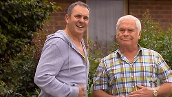 Karl Kennedy, Lou Carpenter in Neighbours Episode 6822