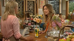 Lauren Turner, Sonya Mitchell in Neighbours Episode 6822