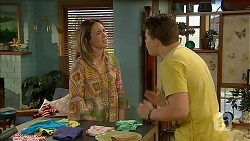 Sonya Mitchell, Callum Jones in Neighbours Episode 6822