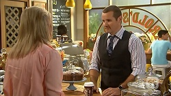 Lauren Turner, Toadie Rebecchi in Neighbours Episode 6822