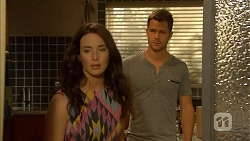 Kate Ramsay, Mark Brennan in Neighbours Episode 6822