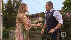 Sonya Mitchell, Toadie Rebecchi in Neighbours Episode 6823