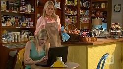 Amber Turner, Lauren Turner in Neighbours Episode 6823