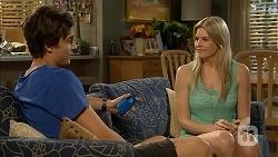 Mason Turner, Amber Turner in Neighbours Episode 6823