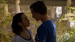 Imogen Willis, Mason Turner in Neighbours Episode 6823