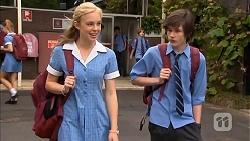 Josie Mackay, Bailey Turner in Neighbours Episode 6824