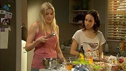 Amber Turner, Imogen Willis in Neighbours Episode 6824