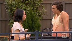 Imogen Willis, Mason Turner in Neighbours Episode 6824