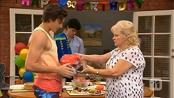 Mason Turner, Sheila Canning in Neighbours Episode 6825