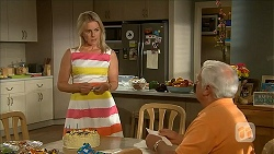 Lauren Turner, Lou Carpenter in Neighbours Episode 6825