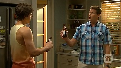 Mason Turner, Matt Turner in Neighbours Episode 6825