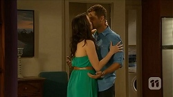 Kate Ramsay, Mark Brennan in Neighbours Episode 6825
