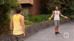 Kyle Canning, Mark Brennan in Neighbours Episode 6826