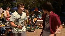 Callum Jones, Bailey Turner in Neighbours Episode 6826