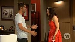 Mark Brennan, Kate Ramsay in Neighbours Episode 6826