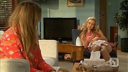 Sonya Rebecchi, Georgia Brooks in Neighbours Episode 6827