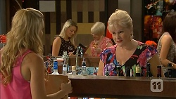 Georgia Brooks, Sheila Canning in Neighbours Episode 6827