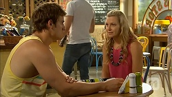 Kyle Canning, Georgia Brooks in Neighbours Episode 6827