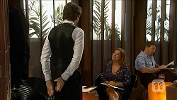 Mason Turner, Terese Willis in Neighbours Episode 6829